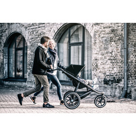 Thule Urban Glide² Buggy, black on black
